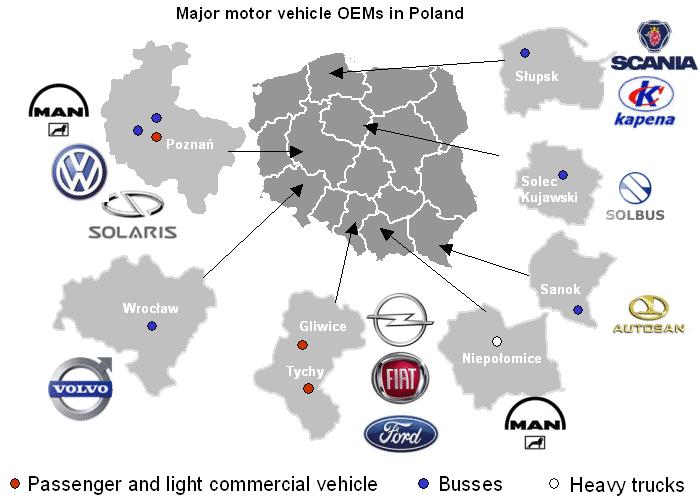 Polonia-MapaFabricantes